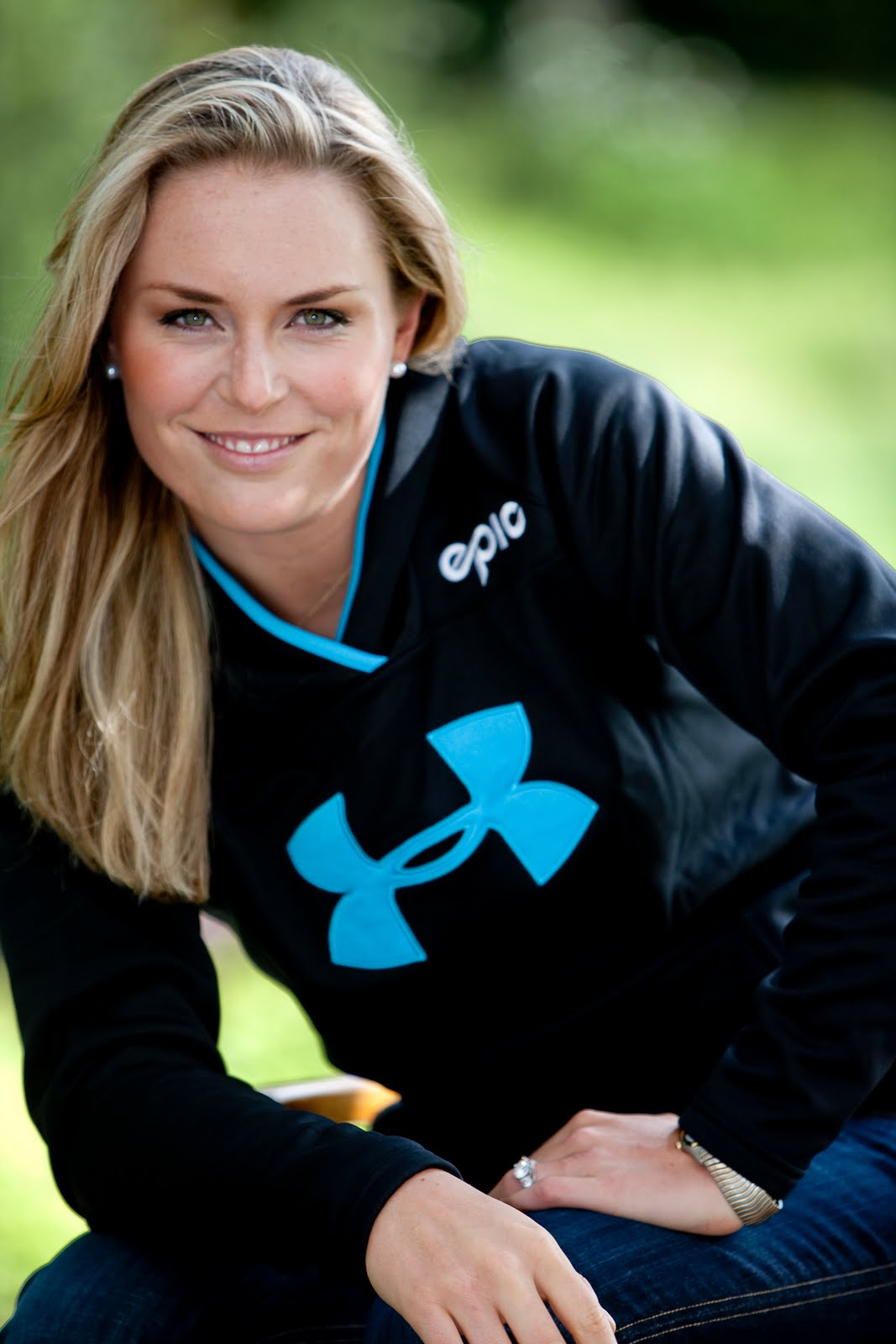Chatter busy lindsey vonn age
