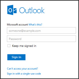 Outlook.com Login - Como entrar no OutLook.com (Novo Hotmail)