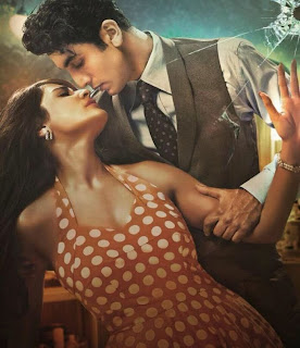Anushka Sharma and Ranbir Kapoor in Movie Bombay Velvet First Look Posters