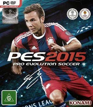 Download PES 2015 FULL RELOADED