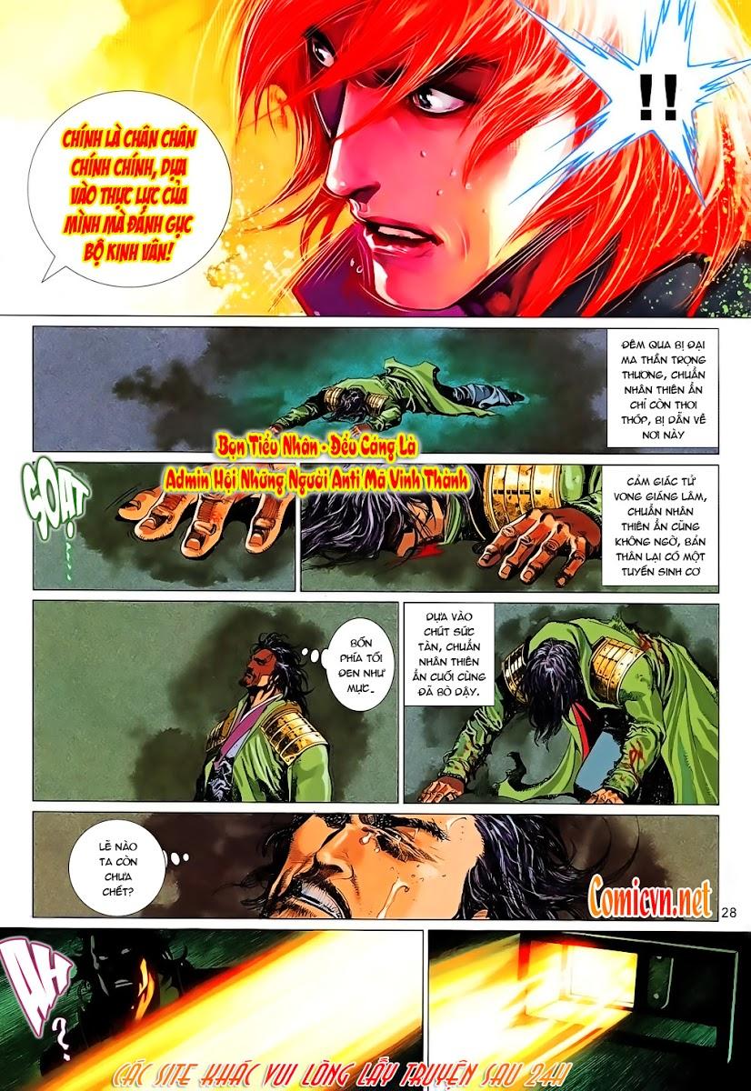 Phong Vân chap 637 Trang 28 - Mangak.info