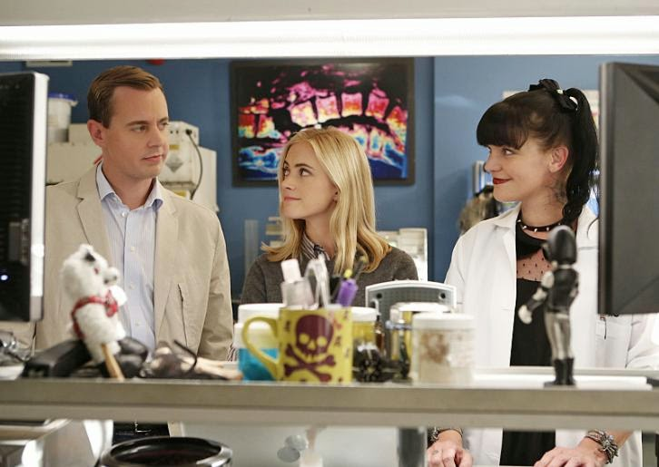 NCIS - Episode 12.06 - Parental Guidance Suggested - Promotional Photos