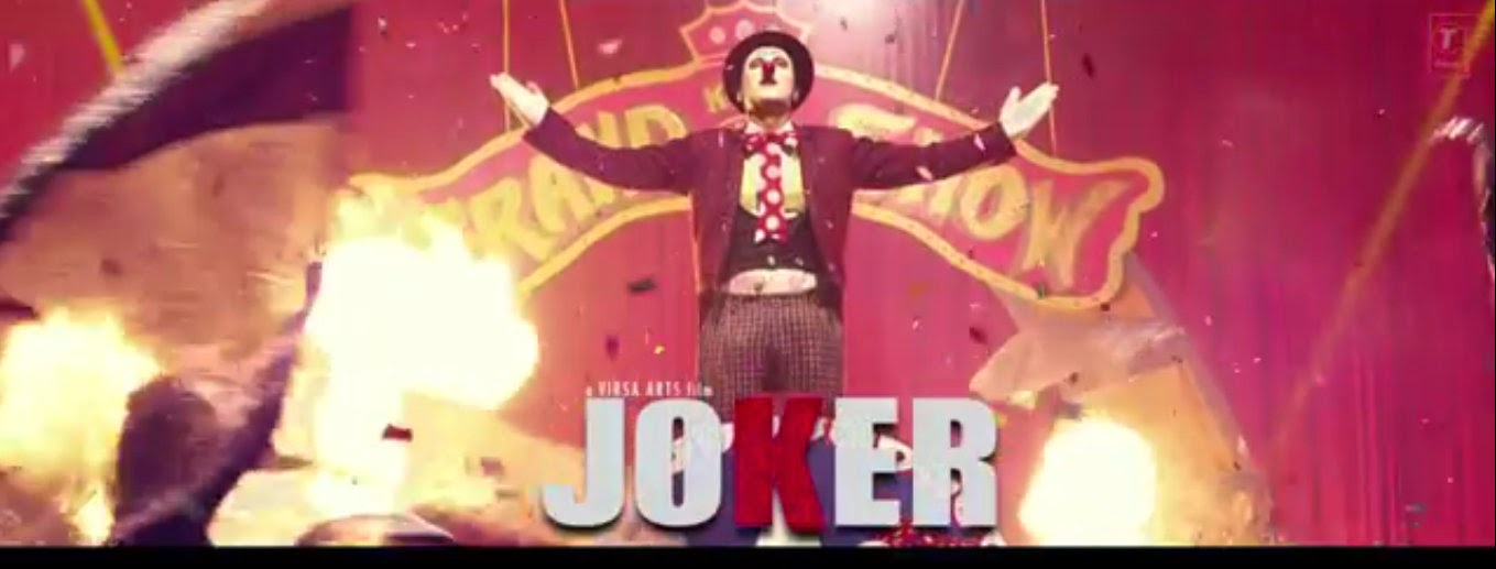 joker song mp3 online
