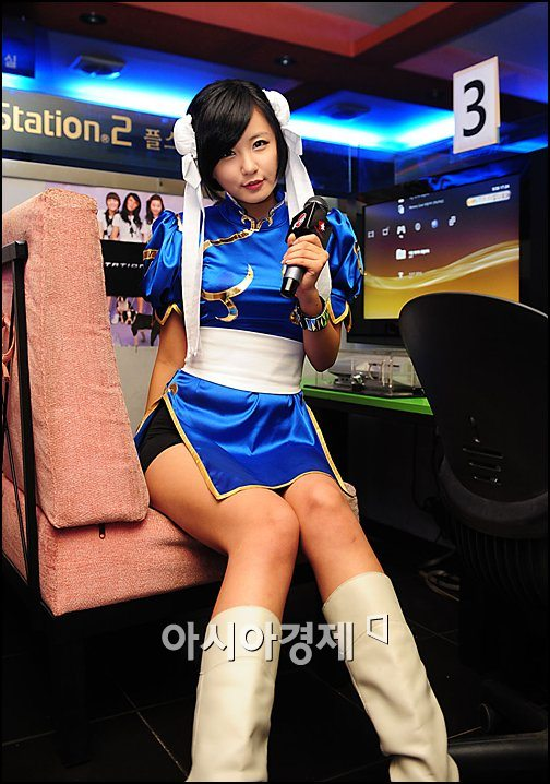 street fighter chun li sexy cosplay 03