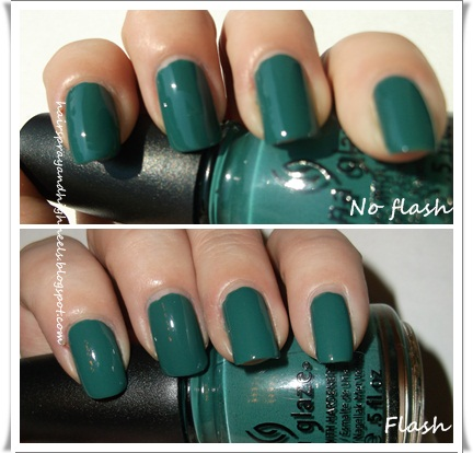 China Glaze On Safari Collection: Swatches and Review