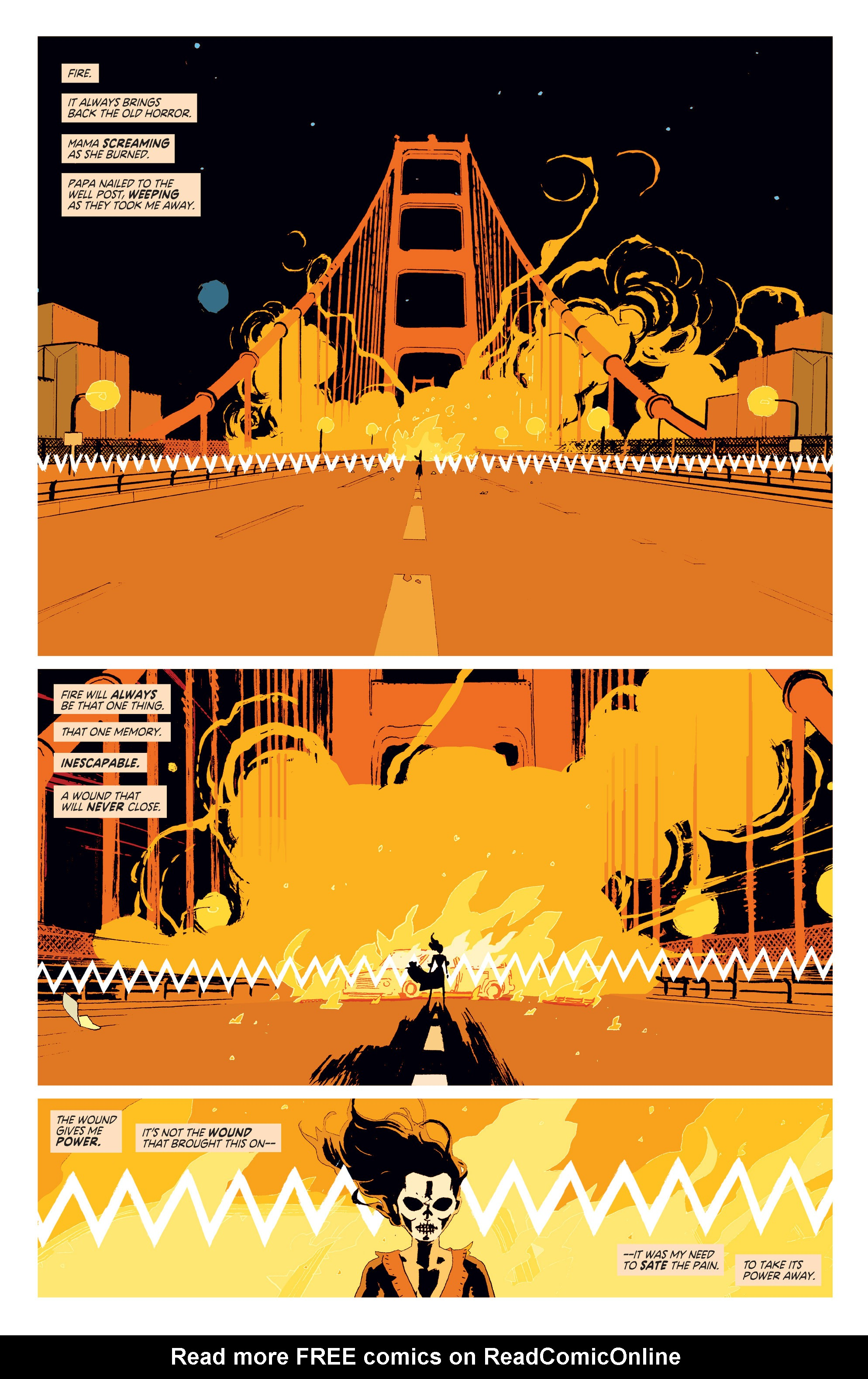 Read online Deadly Class comic -  Issue # _TPB 3 - 21