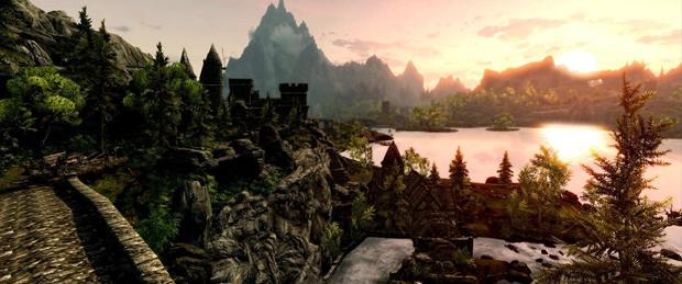 Skyrim Total Conversion Mod Enderal Trailer