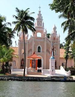Igreja Católica em Kerala