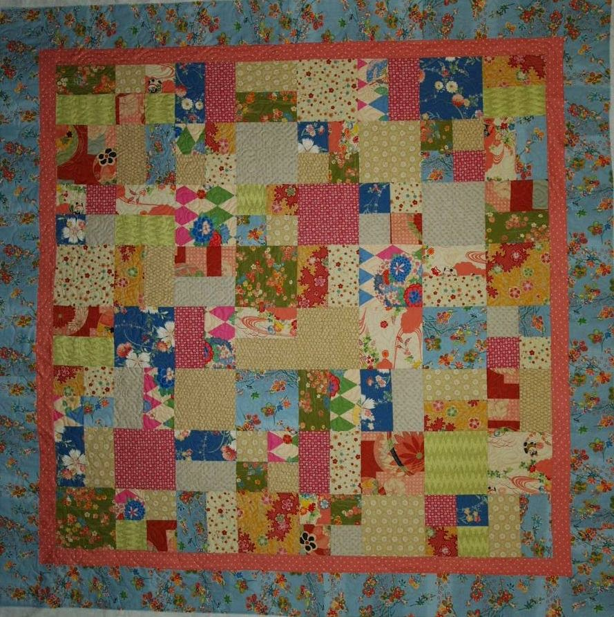 Lisa Boyette Asian Quilt