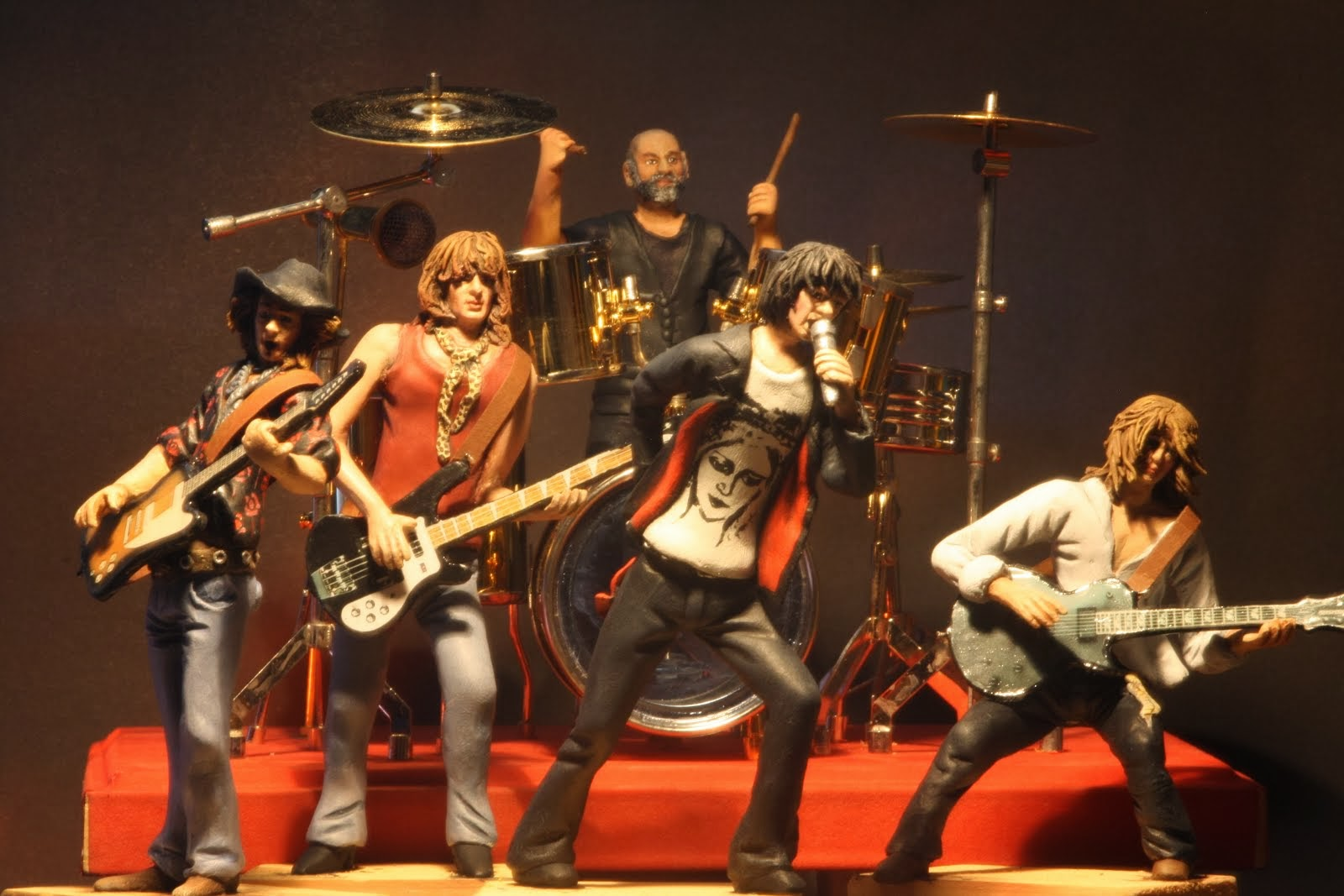 Figuras de rock
