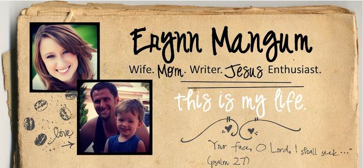 Erynn's Blog