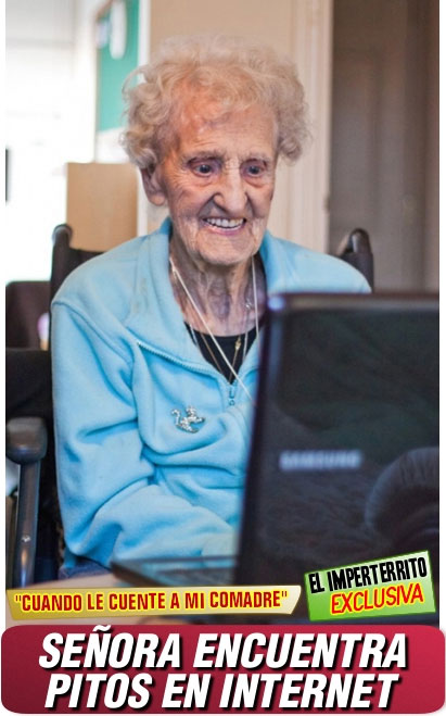 anciana con porno