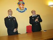 Il Comandante Provinciale Col. Rosario CASTELLO