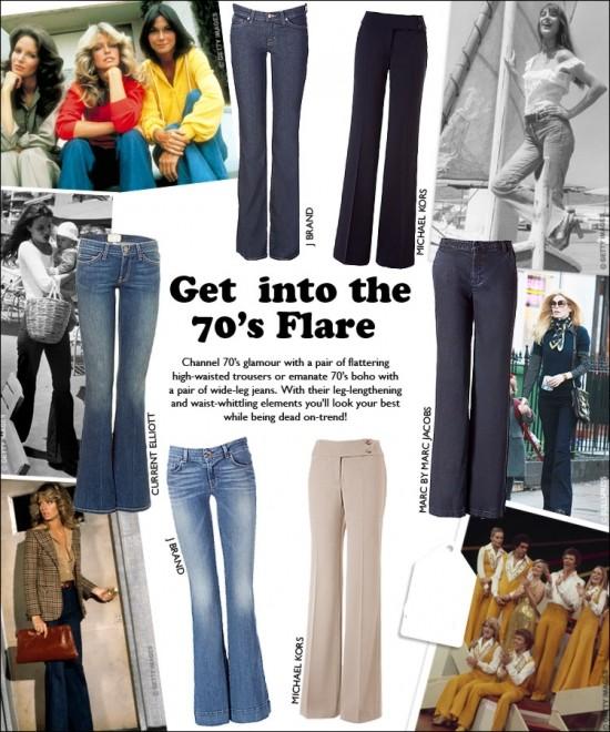 Fitrw eres fan de la moda de los a os 70 70 s summer - Estilismo anos 70 ...