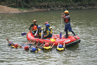Wonosobo Serayu Rafting Sport