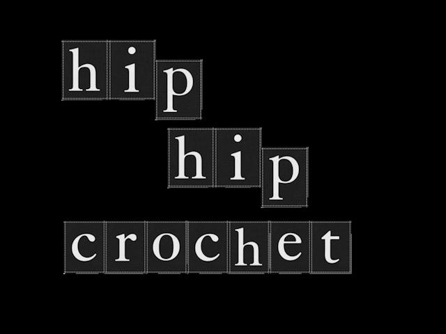 Hip Hip Crochet