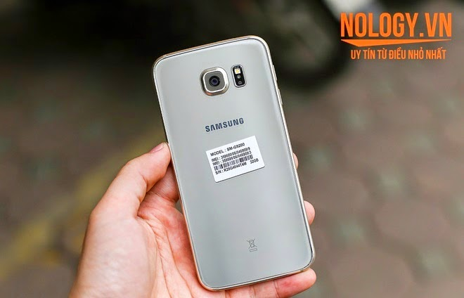 Samsung Galaxy S6 2 Sim 2 Sóng ốp lưng