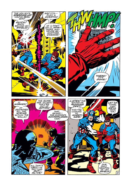 Captain America (1968) Issue #109 #23 - English 4
