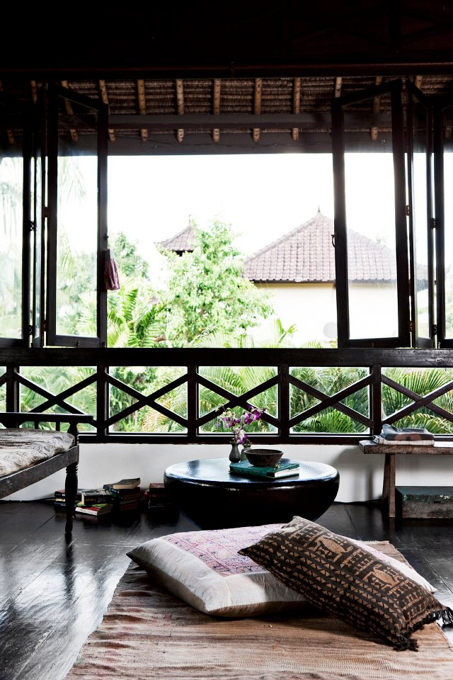 Lulu Klein Exotic Home In Bali