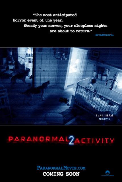 เรียลลิตี้ ขนหัวลุก 2 Paranormal Activity 2