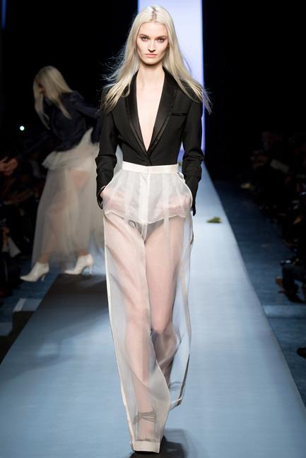 Haute Couture 2015, runway, jean paul gaultier