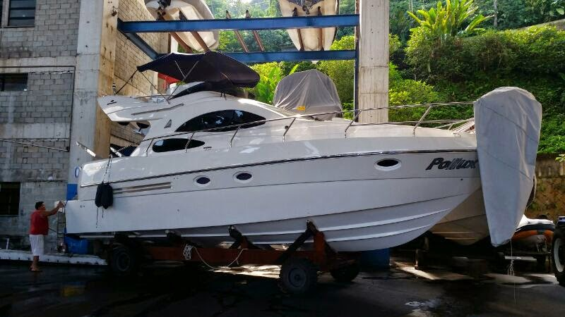 Lancha Intermarine 380 Full Ano 2002