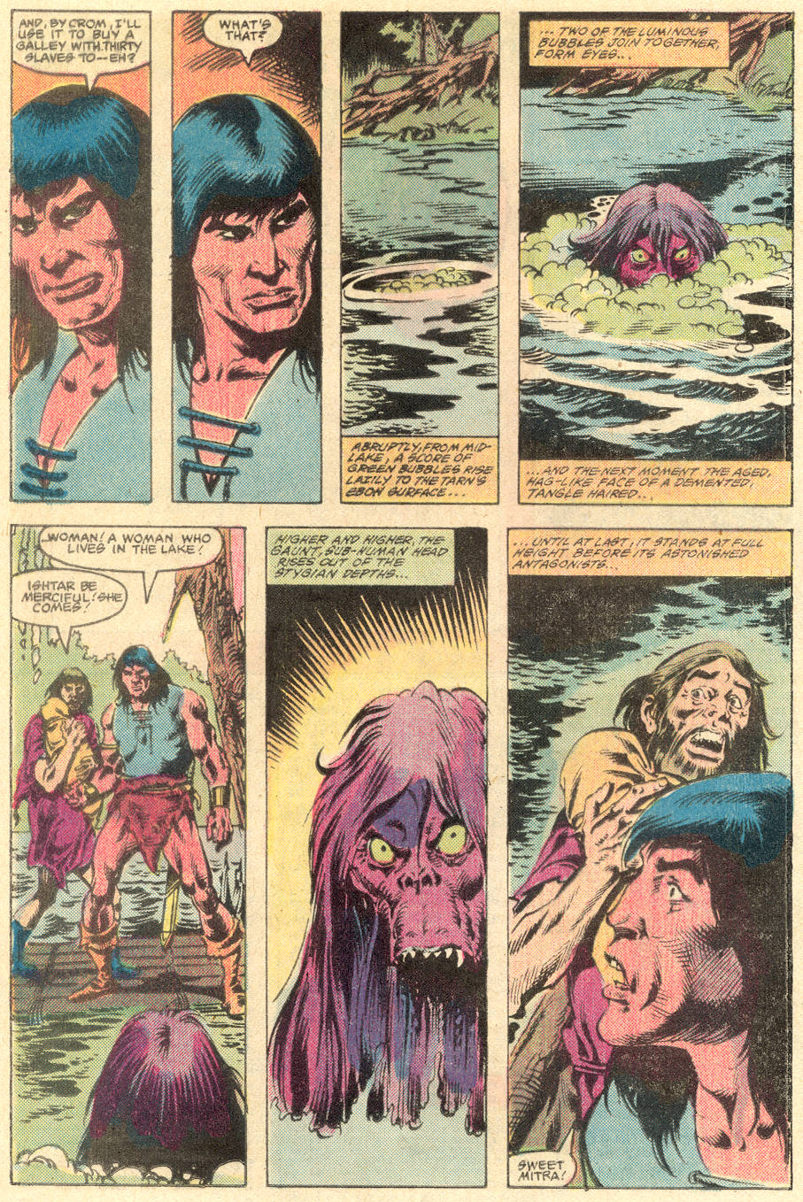 Conan the Barbarian (1970) Issue #136 #148 - English 17