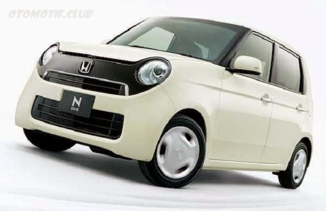 Gambar Honda Kei Car