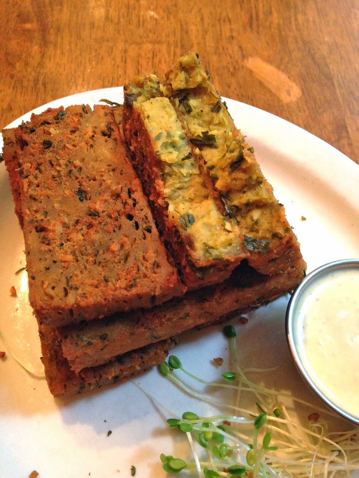 Vegan Chickpea Fries - Peacefood Cafe  Award-Winning