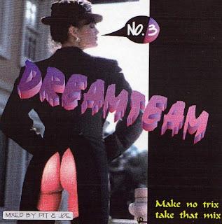 Dreamteam - Dance Megamix 3 (1995)