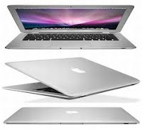 Sparkling Reviews MacBook Air Giveaway!