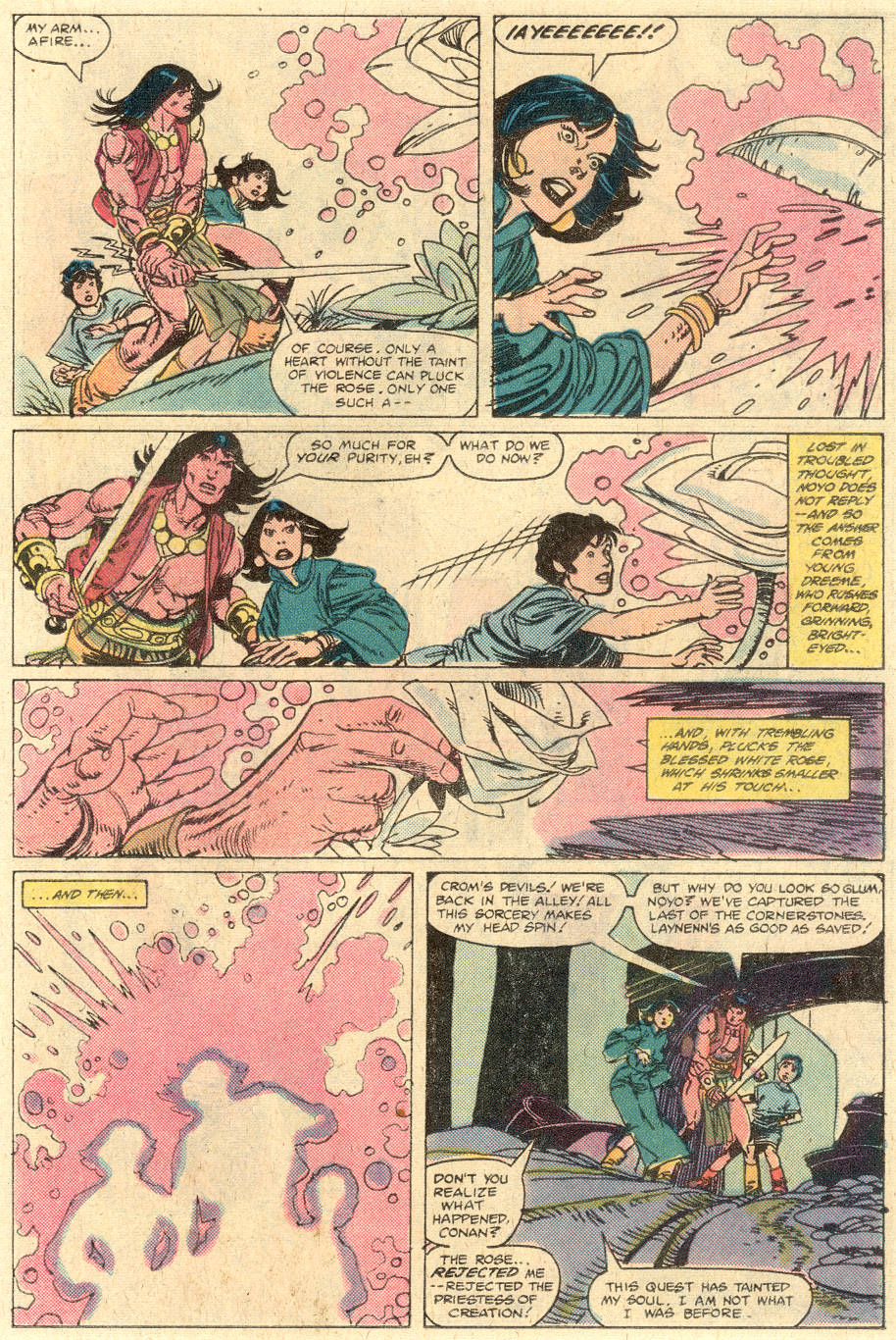 Conan the Barbarian (1970) Issue #130 #142 - English 14