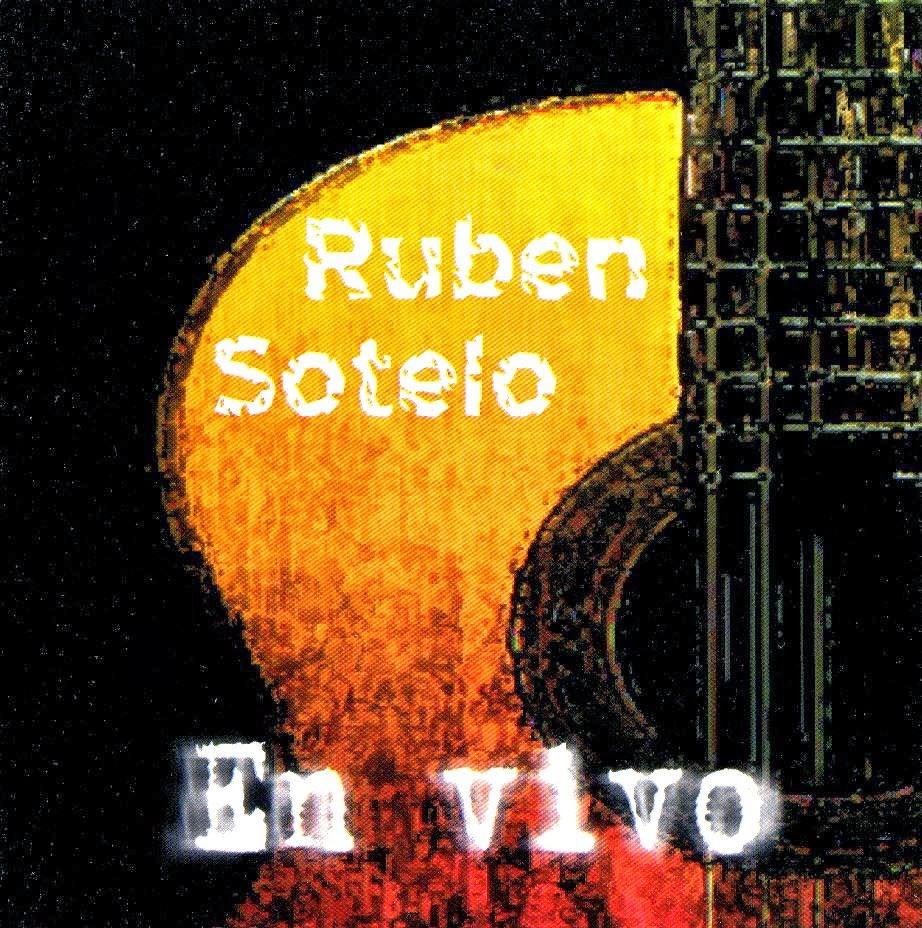 Rubén Sotelo-En Vivo-