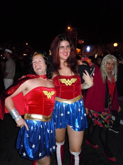 Wonder Women WEHO Halloween