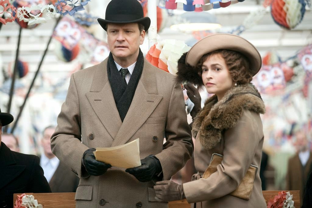 the kings speech colin firth helena bonham carter