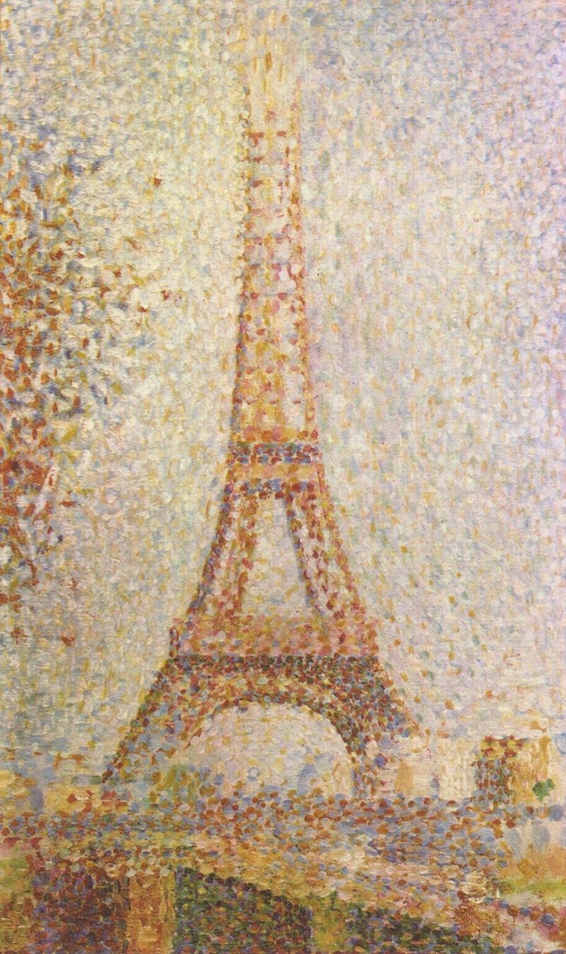 georges pierre seurat was a post impressionist i Georges pierre seurat post impressionist georges-pierre seurat - un dimanche après-midi à l'île de la grande jatte (spiegato ai truzzi) title.