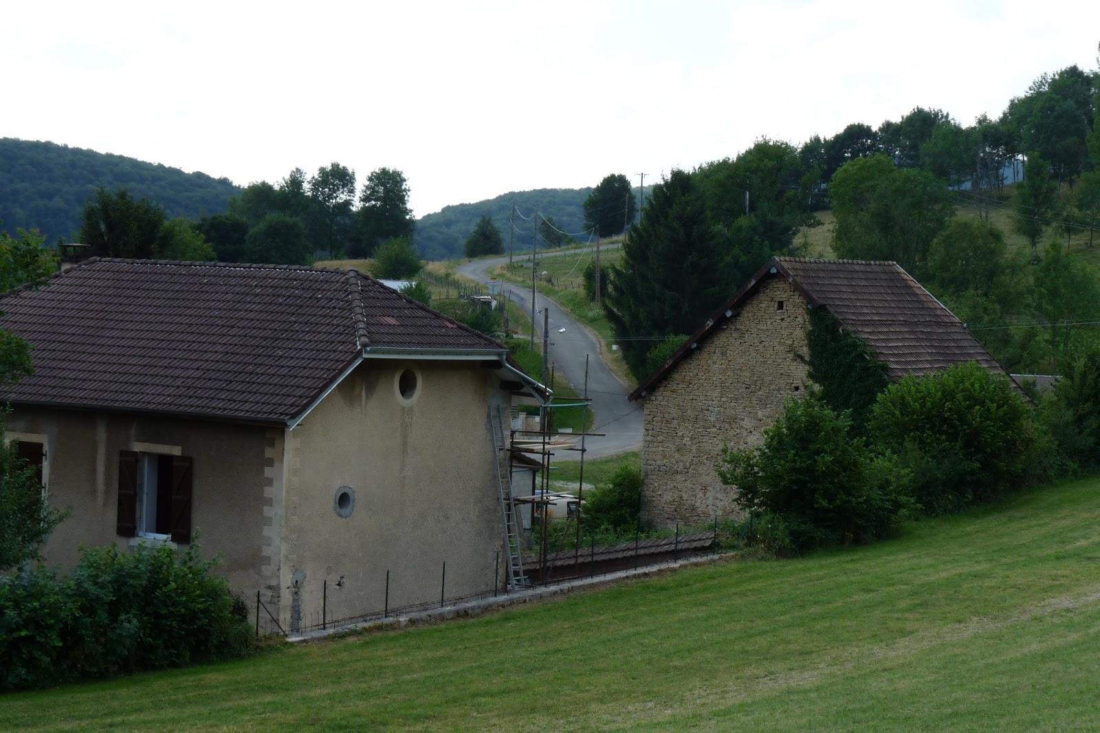 Voillans, village du Doubs, site officiel Bois la Ville Quelques vues # Ecole Notre Dame La Ville Du Bois