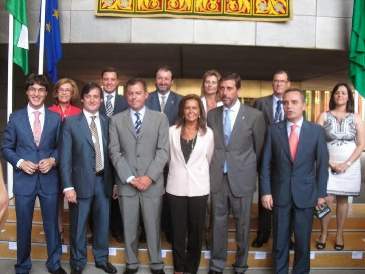 Alcaldes y Concejales Populares de la Provincia