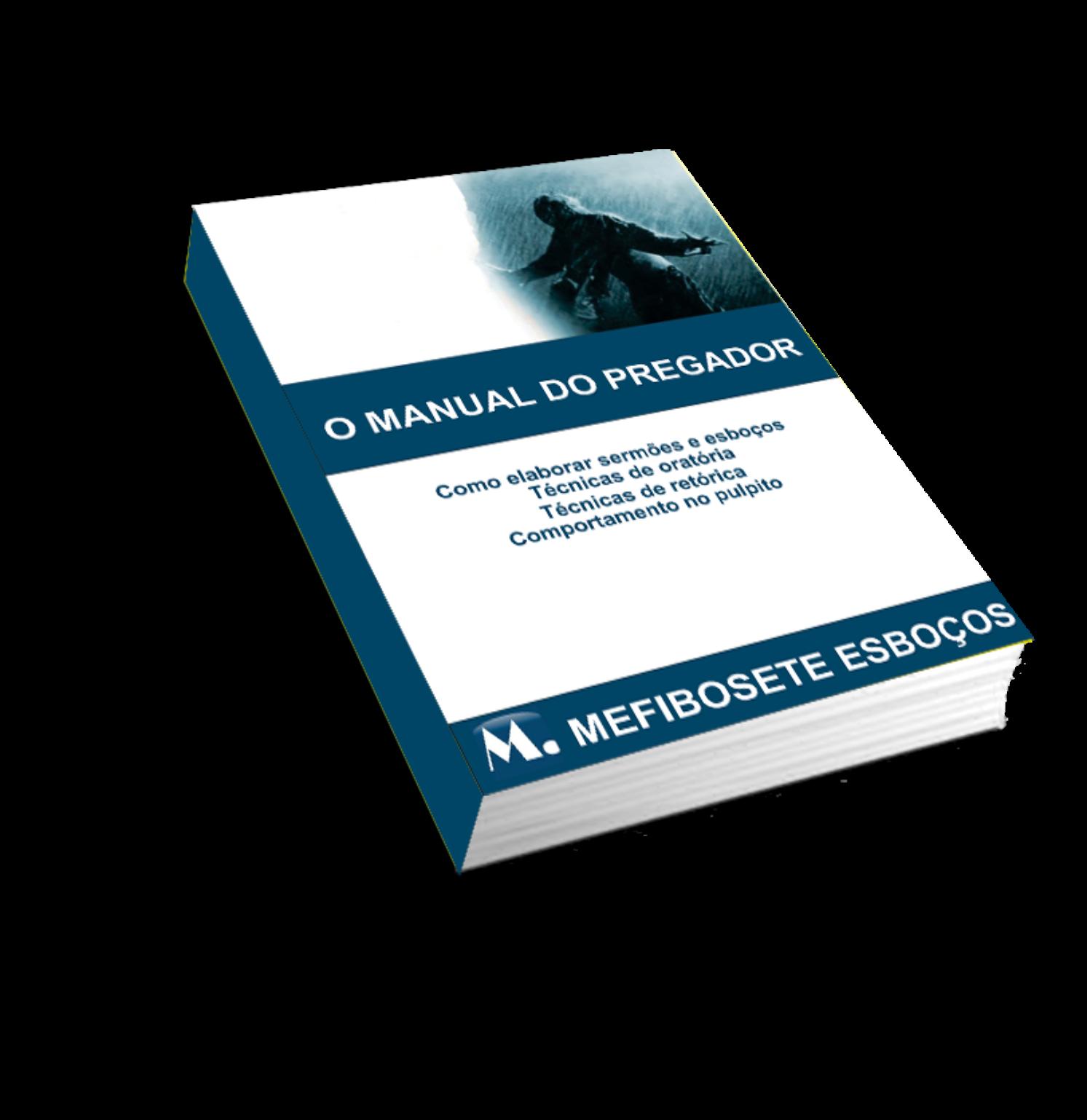 manual para pregadores