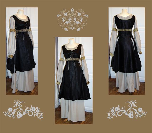 LARP-Kleid Lillias