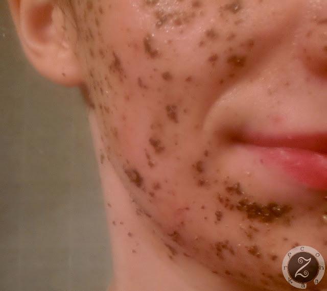 naturalna maseczka do twarzy