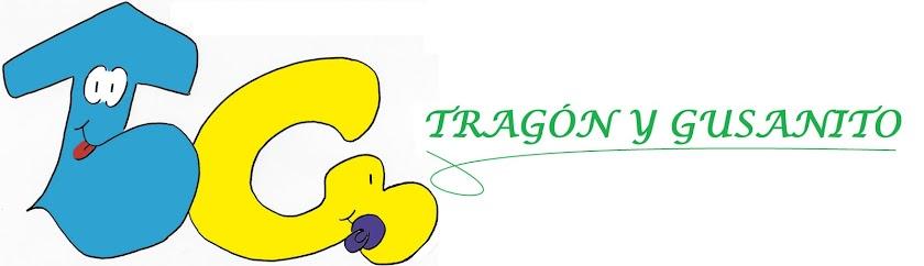 TRAGÓN Y GUSANITO