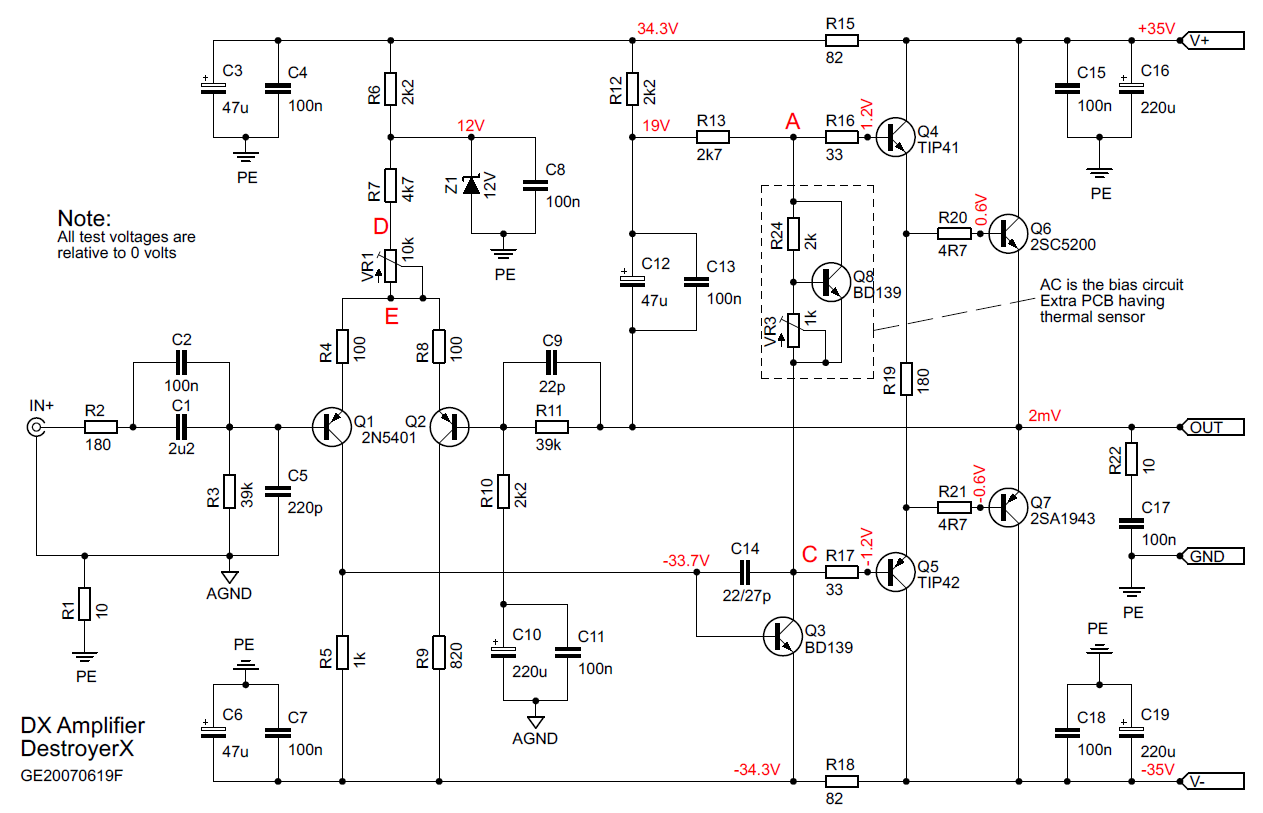 audio amplifier project It is probably the one of the easiest audio amplifiers to build let me show you this stereo amplifier circuit diagram is cheap and simple it is probably the one of the easiest audio amplifiers to build let me show you  this is a great little amp, but im working on a pet project for sound in my car involving, among others, this tea.