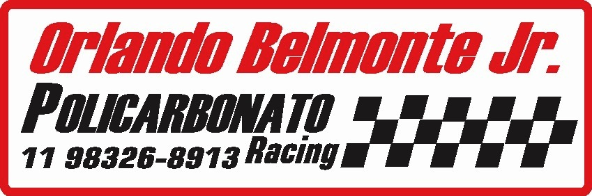 ORLANDO BELMONTE JR. POLICARBONATO RACING