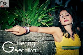 Geethika Rajapaksha sl model