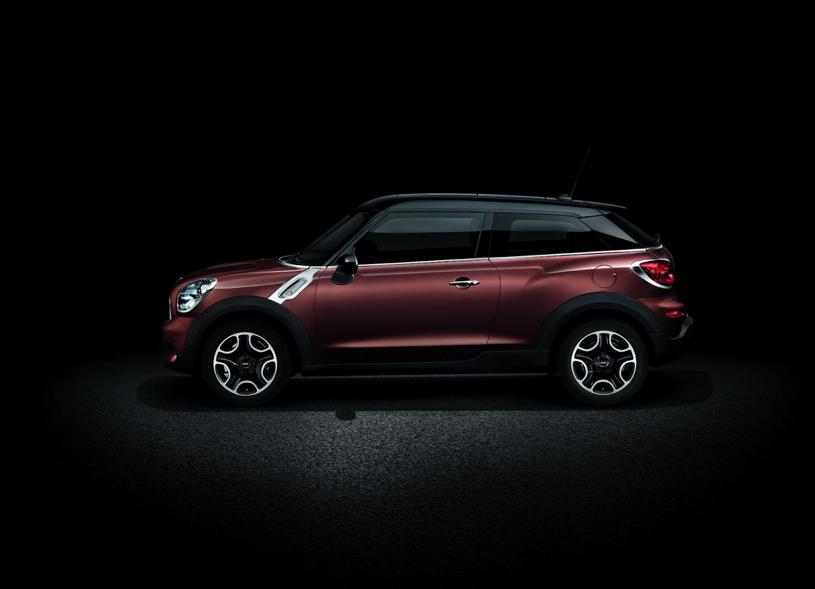 Mini mini paceman uk : The new MINI Paceman | Car News - Auto Lah