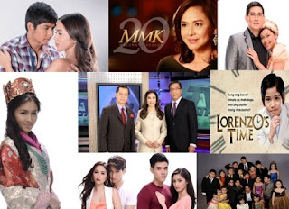 ABS-CBN Clinches 16 Out of 20 Most Watched Programs in 2012
