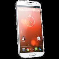 Samsung Galaxy S4 Google Play edition Lollipop