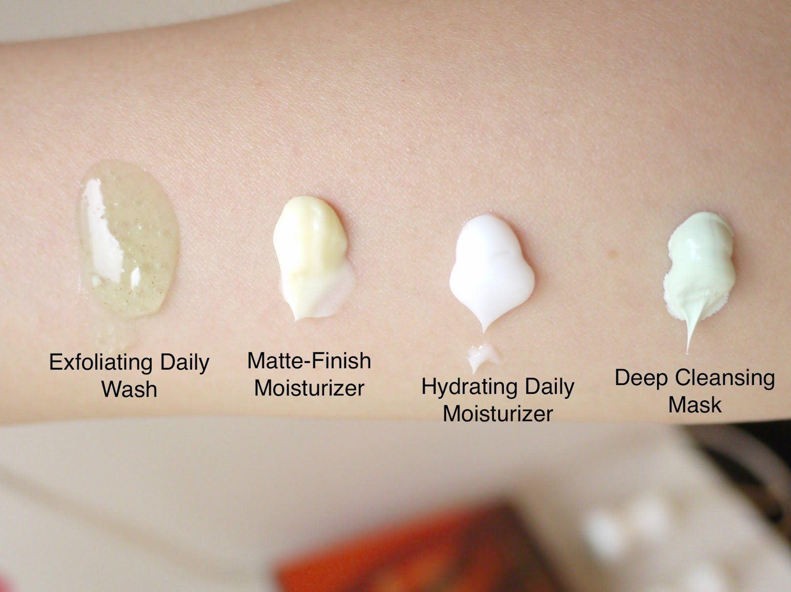 amie naturally kind skincare review swatch