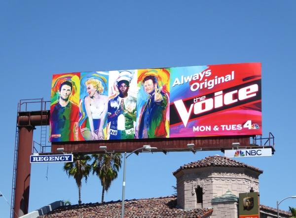 Voice season 9 Always original billboard